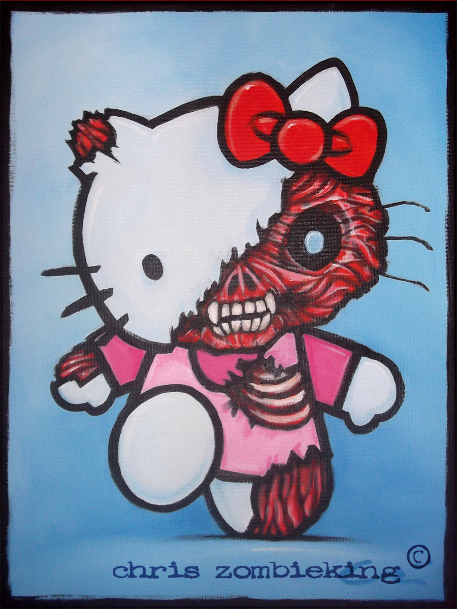Hello Kitty Tarot Deck: - Brainzzz Or GTFO